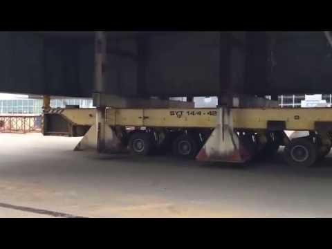 Video Pieces of a ship being moved download in MP3, 3GP, MP4, WEBM, AVI, FLV January 2017