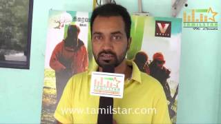 Sriram  Santosh at Kallapadam Movie Team Interview
