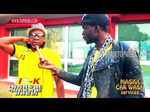 Papa Wemba parle de son nouvelle Album Maître de l'école et son Mariage avec Mère Amazone