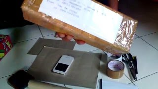 Cara Packing Barang Yang Benar Standard JNE, POS INDONESIA, TIKI, WAHANA, DLL