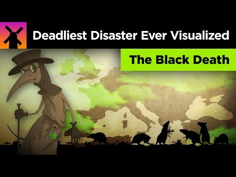 The Black Death: Worst Pandemic in History Visualized