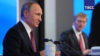 Экология была и останется важнейшей составляющей работы руководства страны - Путин