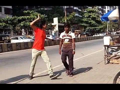 Amazing video: Hit and Run Prank