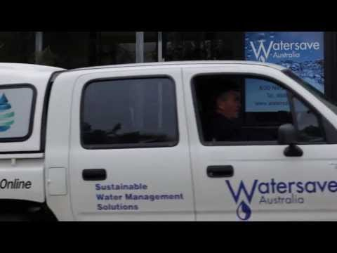 Watersave Australia Company Video