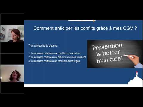 Comment anticiper les conflits avec mes clients grâce aux Conditions générales de vente (CGV)