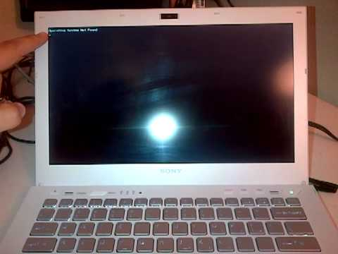 how to bios sony vaio