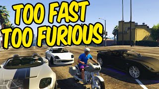 Nonton Gta 5 Pc Funny Moments   Too Fast Too Furious Film Subtitle Indonesia Streaming Movie Download