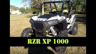 8. RZR 1000XP Walk Around