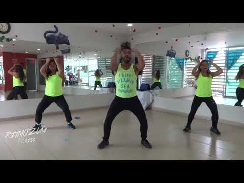 Zumba-Mas Ritmo Fitness AVANZADO con Gabriel Tristán / RitmoZum Fitness