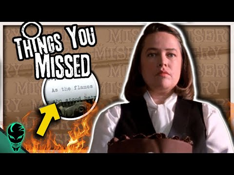 33 Things You Missed in Misery (1990)