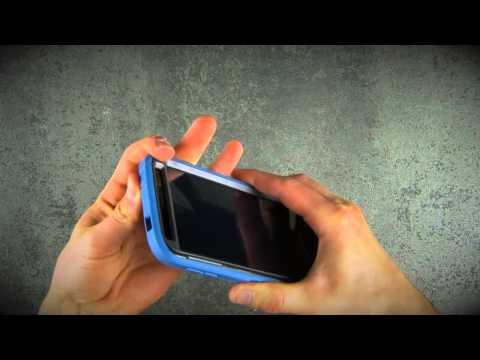 Samsung Galaxy S5 Defender Series Installation