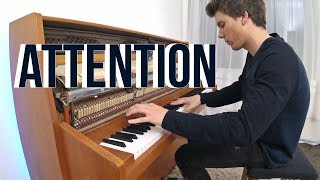 Video #BestCoverEver Charlie Puth - Attention (Piano cover) - Peter Buka MP3, 3GP, MP4, WEBM, AVI, FLV Januari 2018