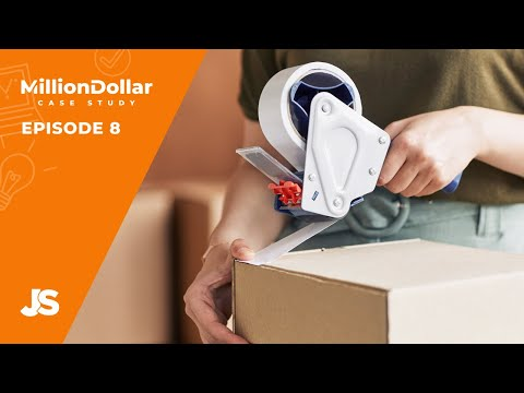 Million Dollar Case Study S05: Episode 8 | On the Move... | Shipping Products to Amazon FBA