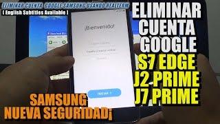 """Explicación detallada de como Eliminar la cuenta Google o Proteccion FRP usando el programa REALTERM en los nuevos modelos de Samsung como S7, J2 Prime G532M, J5 Prime G570M, J7 Prime G610M, J700T1 de MetroPCs entre otros. / Detailed explanation of how to remove the Google account or FRP protection using the REALTERM program on the new Samsung models like S7, J2 Prime G532M, J5 Prime G570M, J7 Prime G610M, J700T1 of MetroPCs among others.================================================================================Puedes apoyar el canal en Patreon: https://www.patreon.com/juanandresm  Gracias por tu apoyo y motivación.================================================================================ENLACES / LINKS(Esperar los 5 segundos de publicidad y luego dar click en """"Saltar Publicidad"""")-ENLACE PARA ANDROID 7.X.X:http://riffhold.com/16NW- ENLACE PARA ANDROID 6.X.X: http://adf.ly/1lA3zN - ENLACE PARA ANDROID 5.X.X:http://adf.ly/1lfle4- Enlace para descargar los COMANDOS:http://adf.ly/1lA3Zq*******************************************************************NOTAS:- Este método necesita una conexion a Internet Wifi.- Requiere de un PC y tener instalado Realterm.- Requiere una MicrosSD y Simcard.- El método es 100% libre y trabaja sin OTG, - Necesitas crear o tener a mano una cuenta propia de Samsung y una cuenta google las cuales son fáciles de crear.IMPORTANTE:- El método ha sido probado en modelos con Nivel de Seguridad de Android hasta 1 Febrero de 2017.El método ha sido probado en los siguientes modelos: -Samsung Galaxy S7 Edge G935F ( 6.0.1 Nivel de Seguridad 1 Diciembre 2016 )-Samsung Galaxy J2 Prime G532M ( Nivel de Seguridad 1 Enero 2017 )-Samsung Galaxy J5 Prime SM-G570M (6.0.1 Nivel de Seguridad 1 Septiembre de 2016)-Samsung Galaxy J5 SM-J500H (6.0.1 Nivel de Seguridad 1 Febrero de 2017)-Samsung Galaxy J7 Prime G610M ( 6.0.1 Nivel de Seguridad 1 de Marzo 2017 )-Samsung Galaxy J7 J700T1 MetroPcs-Samsung Galaxy J7 J700M ( 6.0.1 Nivel de Seguridad 1 de Marzo """