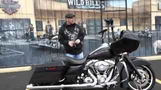 8. 2010 Harley-Davidson Road Glide Custom