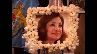 مراسم یادبود شاهدخت اشرف پهلوی در لوس آنجلس