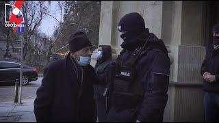 Staruszka nie wpuszczono do kościoła, bo modlił się w nim prezes Kaczyński