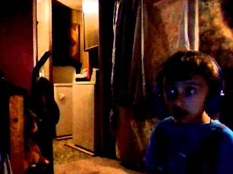 Mason singing Tori Kelly nobody's love and alyson stoner Dragon