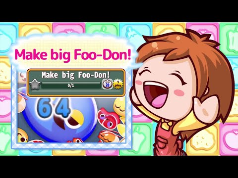"""Cooking Mama Let's Cook Puzzle"" How To Play ! #2"