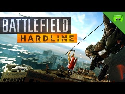 BATTLEFIELD HARDLINE BETA # 7 - Community Heist «» Let's Play BF Hardline | Full HD