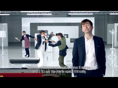 Virgin Media: TiVo Service Three Ad
