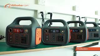 Aligoo portable power station youtube video