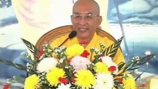 Bài giảng: Cúng Dường Ngày Vía Phật (phần 2) Thượng Tọa Thích Giác Hóa