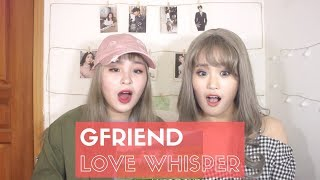 Video GFRIEND - LOVE WHISPER MV Reaction Video MP3, 3GP, MP4, WEBM, AVI, FLV November 2017