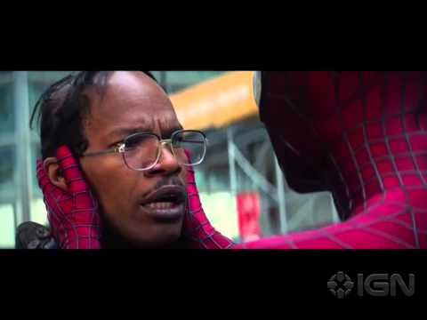 The Amazing Spiderman 2 first 4 minutes (видео)