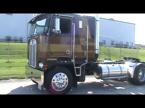 1980 Kenworth video movie