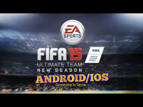 HOW TO DOWNLOAD FIFA 15 UT GAME ON (ANDROID OR IOS)