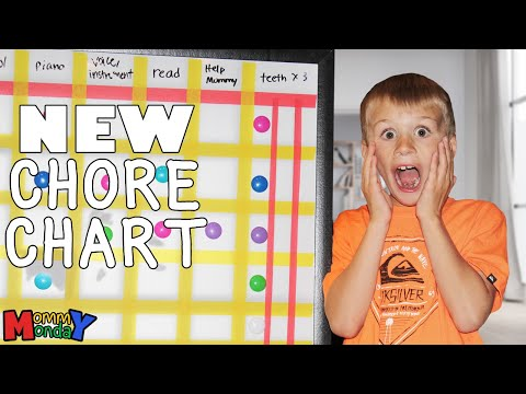 Two New Family Members & New Chore Chart || Mommy Monday
