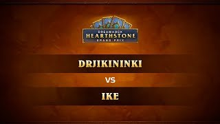 Ike vs DrJikininki, game 1