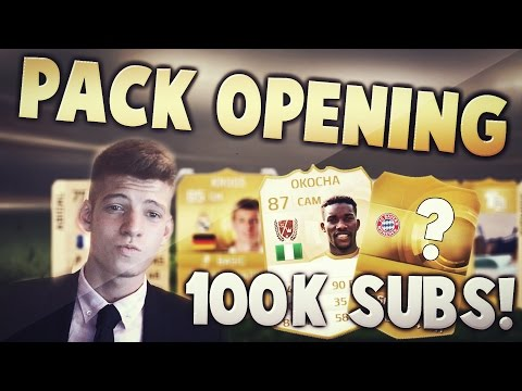 opening - YESSS ALDS, 100k!!! Fifa 15 Pack Opening FT Bayern Beast! CHEAP COINS! - http://www.cheaputcoins.com Use JMX for 5% off! Guys, we made it. Thank you all so much, for everything! You are the...