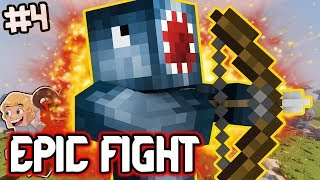 FIGHTING MY BROTHER!! - FRIEND OR FOE! #4 | MINECRAFT