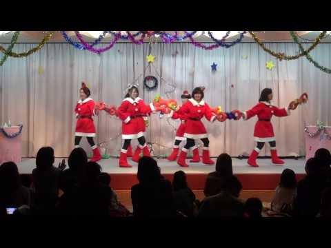 2013三方保育園お楽しみ会オープニングショー!