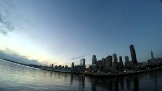 Seattle City Time lapse