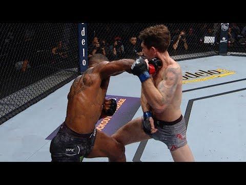 UFC 228: Fight Motion (видео)