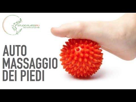 Auto Massaggio dei Piedi