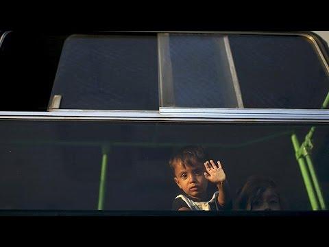 Η Ευρώπη αντιμέτωπη με την προσφυγική κρίση