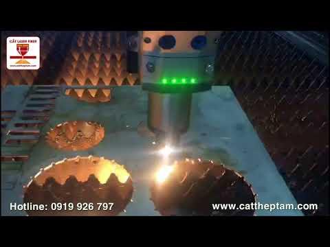 Chuyên cắt Laser Kim loại tấm giá rẻ hcm - Vĩnh Hưng CNC