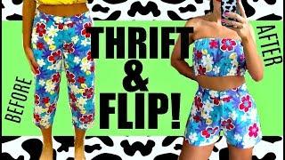 THRIFT FLIP & STYLE! Ep.3 (3 AMAZING FLIPS)