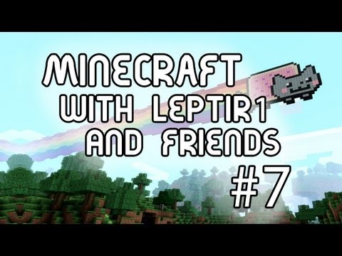 Minecraft with Leptir1 and Friends - Episode 7 - Nether Prep!