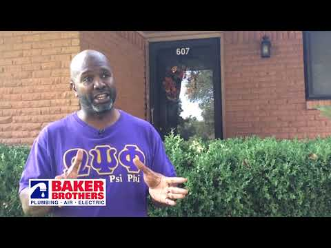 Baker Brothers Plumbing Review Jerome S Dallas Texas