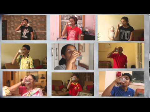 Saras Fortified Milk Video