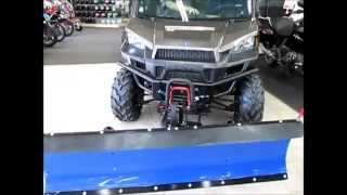 1. 2013 Polaris Ranger HP