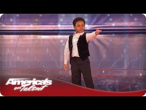 agt - America's Got Talent Mondays & Tuesdays on NBC Subscribe Now for More AGT: http://full.sc/IlBBvK Issac delights the judges with his performance of Michael Ja...