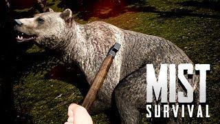 MIST SURVIVAL ••️ 004: MAN vs. BÄR
