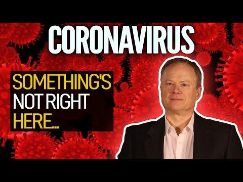 Coronavirus: Something's Not Right Here...
