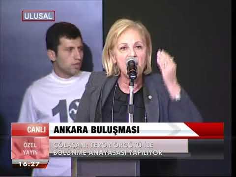 Ankara Buluşması / Tansel Çölaşan'ın Konuşması